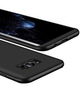 """Juodas dėklas Samsung Galaxy S8 telefonui """"GKK 360 Protection"""""""