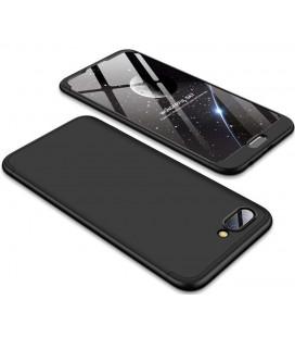 """Juodas dėklas Huawei Honor 10 telefonui """"GKK 360 Protection"""""""