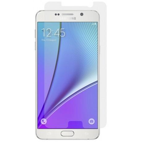 """Apsauginė ekrano plėvelė - grūdintas stiklas """"Tempered Glass"""" Samsung Galaxy Note 5 telefonui."""