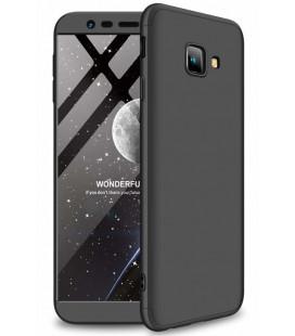 """Juodas dėklas Samsung Galaxy J4 Plus 2018 telefonui """"GKK 360 Protection"""""""
