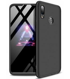 """Juodas dėklas Huawei P Smart 2019 telefonui """"GKK 360 Protection"""""""