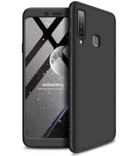 """Juodas dėklas Samsung Galaxy A9 2018 telefonui """"GKK 360 Protection"""""""
