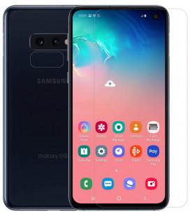 """Apsauginis grūdintas stiklas 0,2mm Samsung Galaxy S10E telefonui """"Nillkin Amazing H+ PRO"""""""