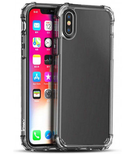 "Skaidrus dėklas Apple iPhone X/XS telefonui ""iPaky Crystal PC"""