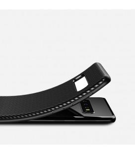 """Lenktas apsauginis grūdintas stiklas Huawei P20 Lite telefonui """"Liquid Glass UV"""""""