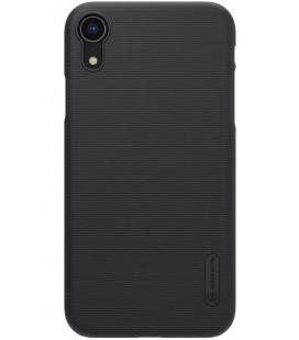 "Juodas dėklas Apple iPhone XR telefonui ""Nillkin Frosted Shield"""