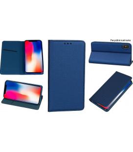 """Atverčiamas auksinės spalvos dėklas Samsung Galaxy A9 2018 telefonui """"Nillkin Sparkle"""""""