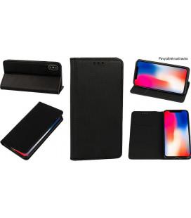 """Atverčiamas pilkas dėklas Samsung Galaxy J4 Plus 2018 telefonui """"Nillkin Sparkle"""""""