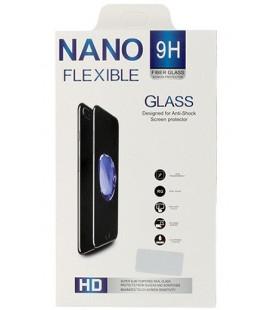 "Apsauginis NANO stiklas (9H 0,22mm) Samsung Galaxy A7 2018 telefonui ""Nano Flexible Glass"""