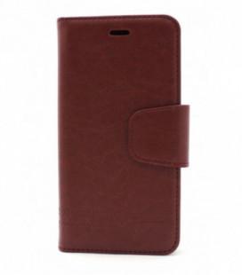 """Dėklas Tellos """"Leather diary"""" Apple iPhone 5G/5S bordinis"""