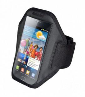 """Dėklas ant rankos TELLOS """"Active"""" 4' / iPhone 5G/5S juodas"""