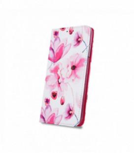 """Mėtos spalvos atverčiamas dėklas Huawei Y6 2018 telefonui """"Telone Fancy"""""""