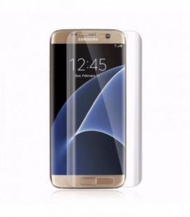 """LCD apsauginis stikliukas """"3D"""" Samsung G965 S9 Plus lenktas juodas"""