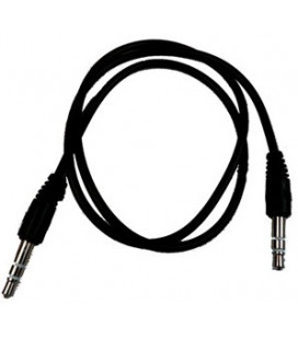 Audio adapteris 3,5mm į 3,5mm (p-p) AUX