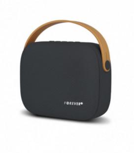 Bluetooth nešiojamas garsiakalbis Forever BS-400 (USB, MicroSD, AUX, HF) juodas