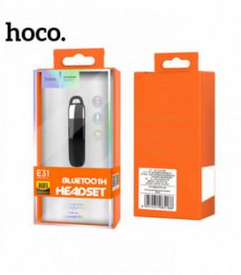 Belaidė laisvų rankų įranga HOCO E31 balta
