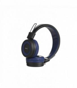 Belaidė laisvų rankų įranga HOCO W16 mėlyna