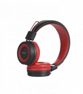 Belaidė laisvų rankų įranga HOCO W16 raudona