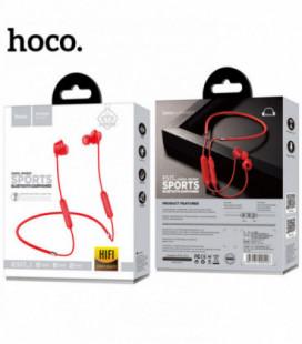 Belaidė laisvų rankų įranga HOCO ES17 raudona