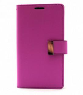 """Dėklas Mercury Goospery """"Rich Diary"""" Apple iPhone 6/6S violetinis/tamsiai mėlynas"""