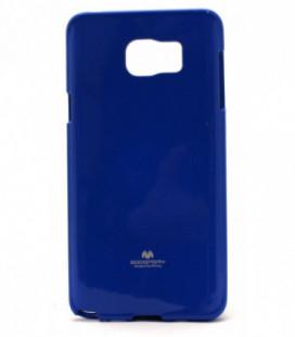 "Dėklas Mercury Goospery ""Jelly Case"" Apple iPhone 6/6S mėlynas"
