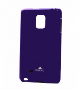 "Dėklas Mercury Goospery ""Jelly Case"" Apple iPhone 6/6S violetinis"