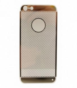 """Dėklas TPU+PC """"Grid Case"""" iPhone 6/6S auksinis"""