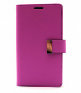 """Dėklas Mercury Goospery """"Rich Diary"""" Apple iPhone 6 Plus violetinis/tamsiai mėlynas"""