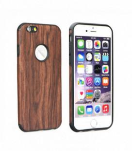 Dėklas Wood Apple iPhone 6 Plus/6S Plus
