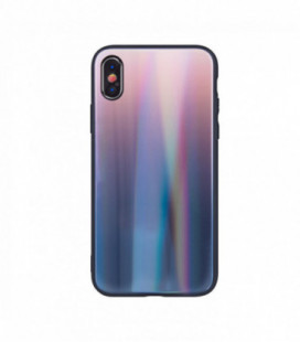 """Dėklas """"Aurora"""" Apple iPhone 6 Plus rudas-juodas"""