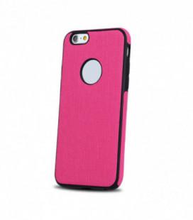 """Dėklas """"Cloth"""" iPhone 7/8 rožinis"""