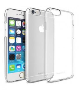 """Dėklas """"Select TPU+PC"""" Apple iPhone 7/8 baltas-skaidrus"""