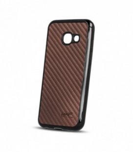 """Dėklas Beeyo """"Carbon"""" Apple iPhone 7/8 rudas"""