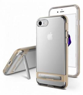 "Dėklas Mercury Goospery ""Dream Stand Bumper"" Apple iPhone 7/8 aukso spalvos"