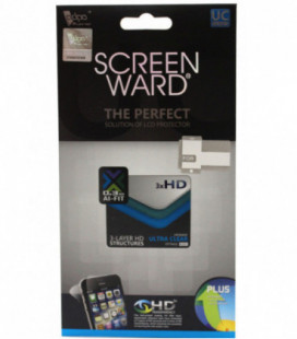 "LCD apsauginė plėvelė ""Adpo Screen Ward"" UltraClear Apple iPhone 7 Plus/8 Plus"