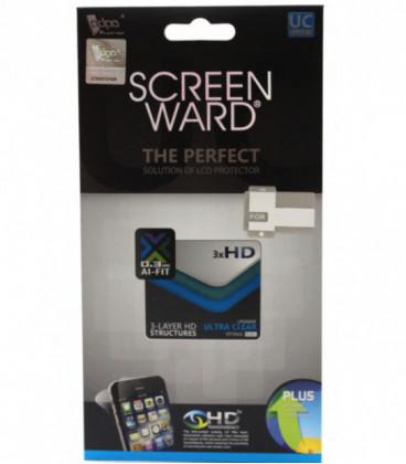 "LCD apsauginė plėvelė ""Adpo Screen Ward"" UltraClear Apple iPhone 7 Plus/8 Plus"