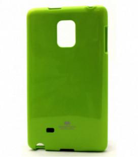 """Dėklas Mercury Goospery """"Jelly Case"""" Samsung G925 S6 Edge salotinis"""