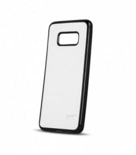 """Dėklas Beeyo """"Carbon"""" Samsung G950 S8 baltas"""