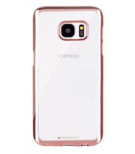 """Dėklas Mercury Goospery """"Ring 2"""" Samsung G950 S8 rožinis-auksinis"""