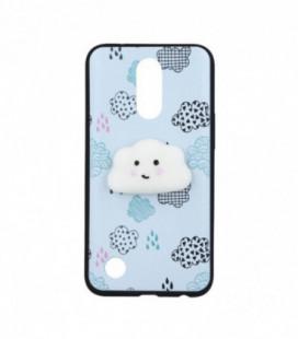 Dėklas Animal 4D Cloud Samsung G950 S8