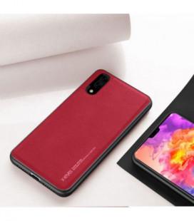 Dėklas X-Level Exquisite Apple iPhone XR raudonas