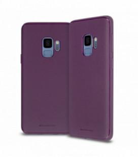 """Dėklas Mercury Goospery """"Style Lux"""" Apple iPhone XR violetinis"""