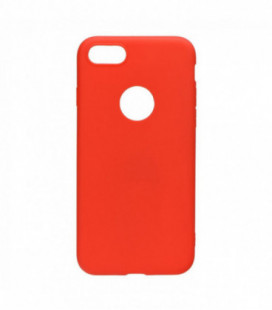 "Dėklas Forcell ""Soft Case"" Apple iPhone XS Max raudonas"