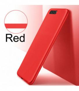 Dėklas X-Level Guardian Apple iPhone XS Max raudonas