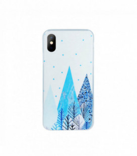 "Dėklas ""Ultra Trendy Winter2"" Apple iPhone XS Max"