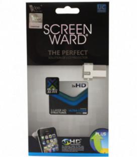"LCD apsauginė plėvelė ""Adpo Screen Ward"" UltraClear Samsung A320F A3 2017"