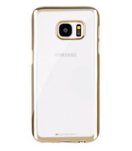 """Dėklas Mercury Goospery """"Ring 2"""" Samsung A520 A5 2017 rožinis-auksinis"""