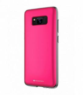 "Dėklas Mercury Goospery ""Hidden Card"" Samsung A520 A5 2017 koralo spalvos"