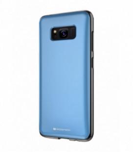 """Dėklas Mercury Goospery """"Hidden Card"""" Samsung A520 A5 2017 mėlynas"""
