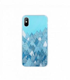 """Dėklas """"Ultra Trendy Winter1"""" Samsung A600 A6 2018"""